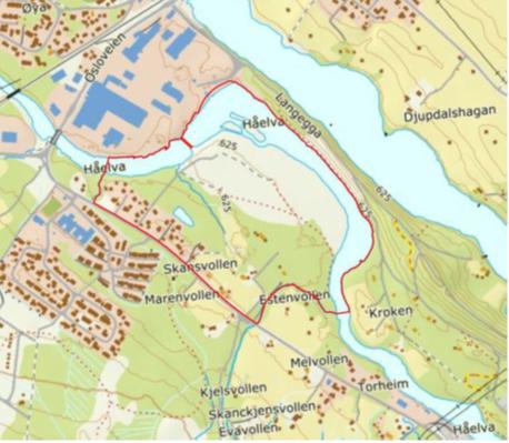 Melding om fastsatt planprogram- Detaljregulering av Gjøsvikmoen